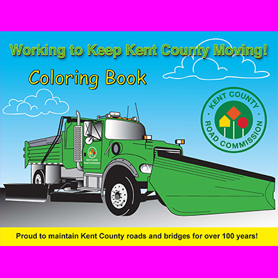 KCRC Coloring Book Provides Fun and Educational Stay-at-Home Resource